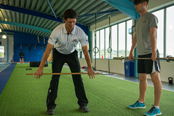 Robbie Cannon Golf Injuries Fitness